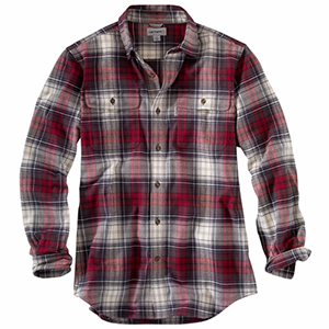 Carhartt 101749 Hubbard Plaid Shirt